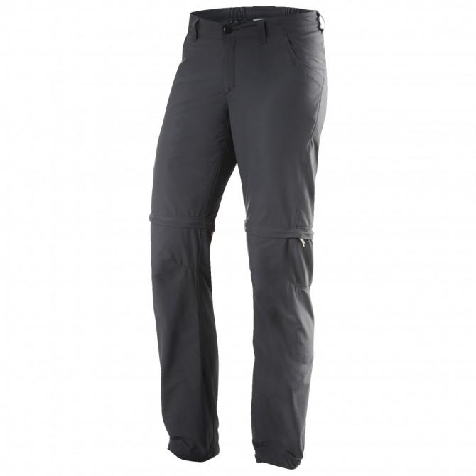 Pantalone-bermuda trekking Haglofs Lite Zip Off Donna