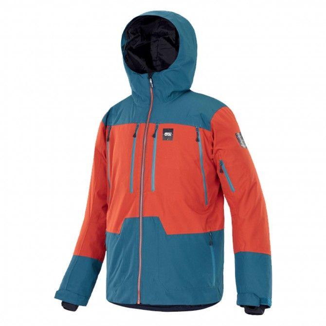 Picture Duncan 3 Freeride jacket in 1 man