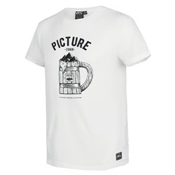 T-shirt Picture Beer White