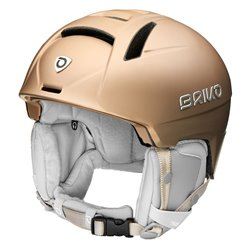 Casco Briko Perla MATT BLACK