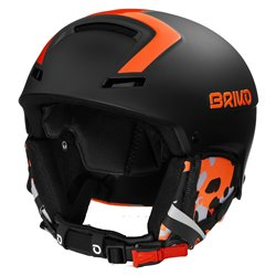 Casco Sci Briko FAITO MATT BLACK