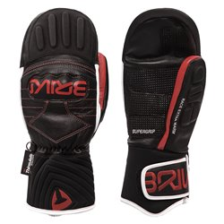 Moffole sci Briko Gara extra warm black-red-white