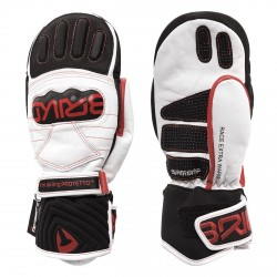 Moffole sci Briko Gara black-red-white