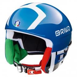 Casco sci Briko Vulcano Fis 6.8 Fisi black white