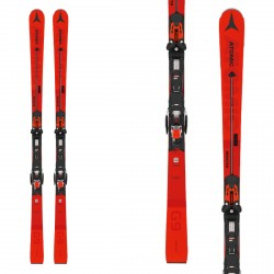 Atomic Redster G9 Afi skis with X 12 TL GW fixations