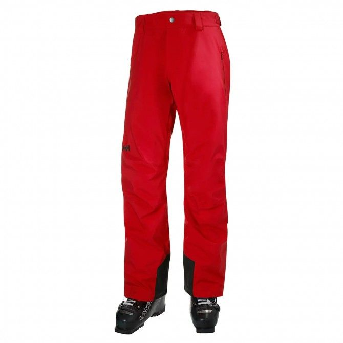 Pantalone sci Helly Hansen Legendary Insulated alert red