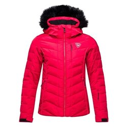 Rossignol Ski Jacket Rapide Pearly woman
