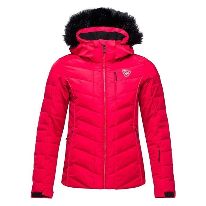 Rossignol Ski Jacket Rapide Pearly mujer