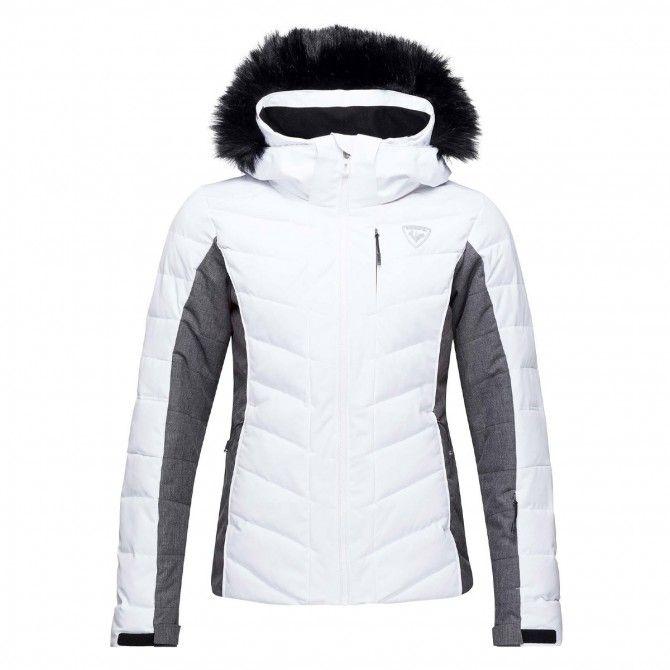 Rossignol Ski Jacket Rapide Heather mujer