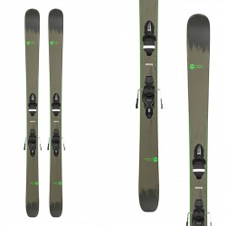Ski Rossignol Smash 7+ Xpress attacks 10 child