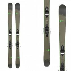 Ski Rossignol Smash 7+ Xpress attaque 10 enfants