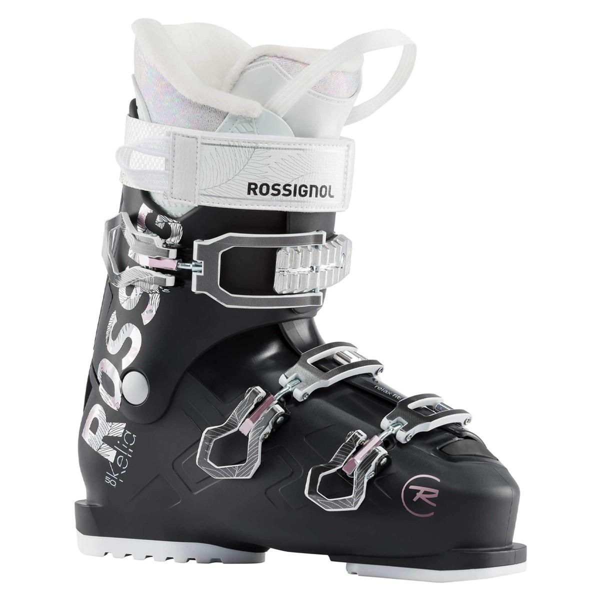 Scarpone Sci Rossignol Kelia50 (Colore: soft black, Taglia: 24.5)