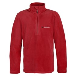 Fleece Bottero Ski Junior Red