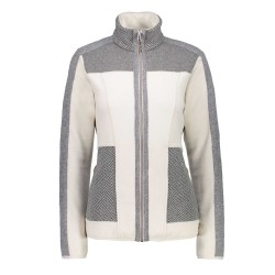 Woman CMP Rock fleece