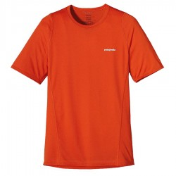 t-shirt rtrail running Patagonia Fore man