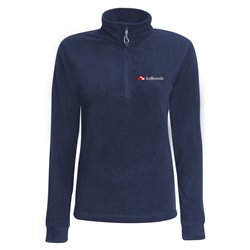 Fleece Bottero Ski Woman Blue