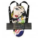Protector de espalda Energiapura Adj Pop Art