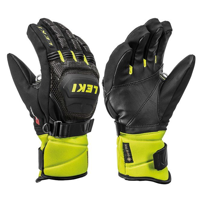 Ski Gloves Leki Worldcup Race Jr