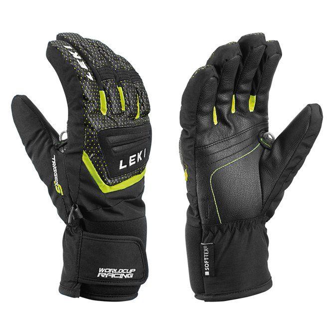 Ski Gloves Leki Worldcup S Jr