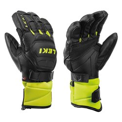 Ski Gloves Leki Worldcup Race Flex S Jr