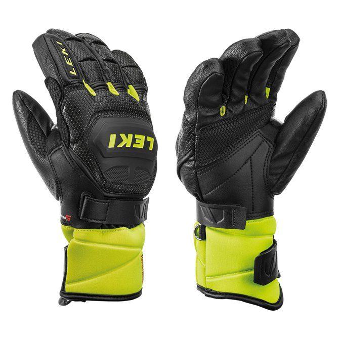 Ski Gloves Leki Worldcup Race Flex S Jr