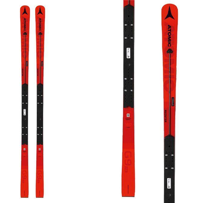 Esquí Atomic Redster G9 FIS Red con fijaciones X16 Mod
