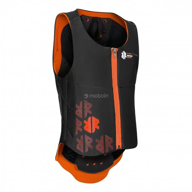 Vest with protectors Komperdell Ballistic jr