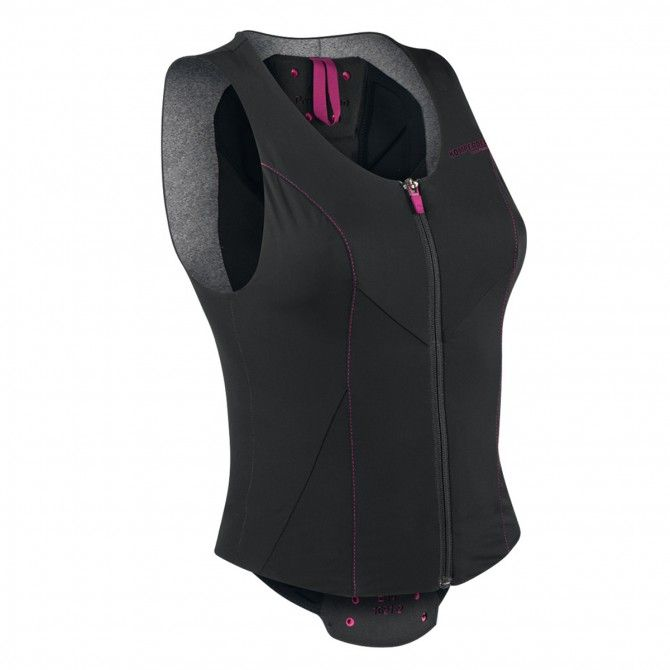 Vest with protectors Komperdell Air woman