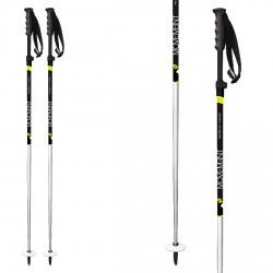 Bastoni alpinismo Movement X-Plorer 2 carbon black-lime