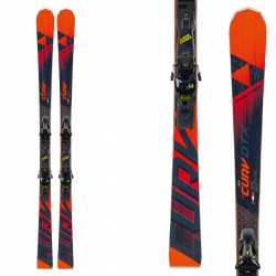 Ski Fischer RC4 The Curv Dtx RT with bindings RC4 Z12 PR