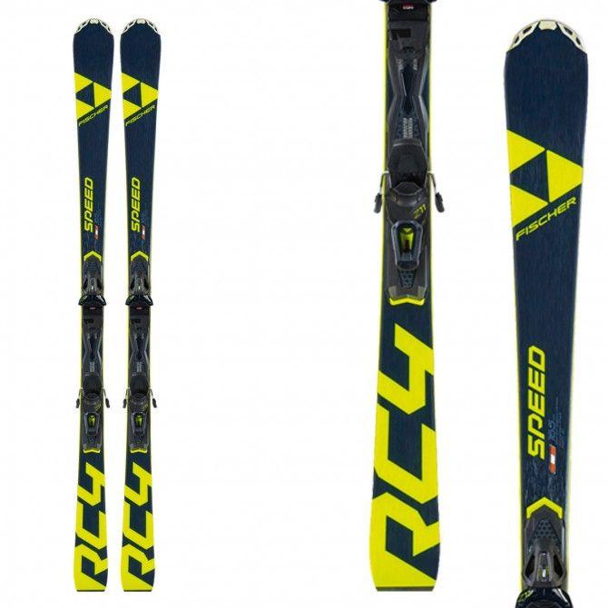 Ski Fischer RC4 Speed Allride with bindings RC4 Z11 PR