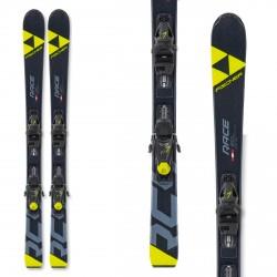 Esquí Fischer RC4 Race Jr Slr con tirantes FJ4 Ac Slr