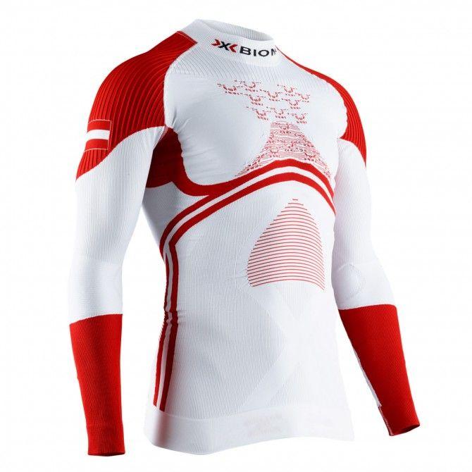 X-Bionic Energy Accumulator 4.0 jersey Patriot Austria