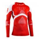 X-Bionic Energy Accumulator 4.0 shirt Patriot Swizzeland