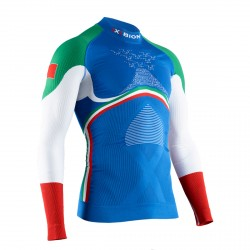 X-Bionic Energy Accumulator 4.0 Patriot Italia Jersey