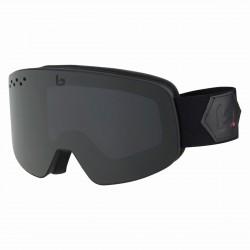 Máscara de esquí Nevada Bubble Matt Black