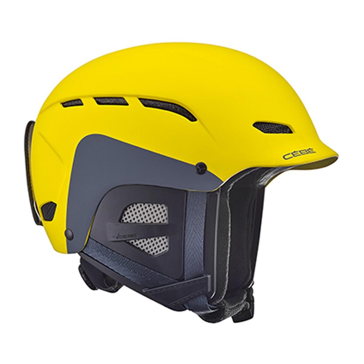 Casco Sci Dusk Junior (Colore: Matt Yellow, Taglia: 5456)