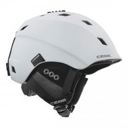 Cebé Ivory White ski helmet