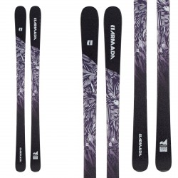 Armada Ski Invictus 108 with bindings 13