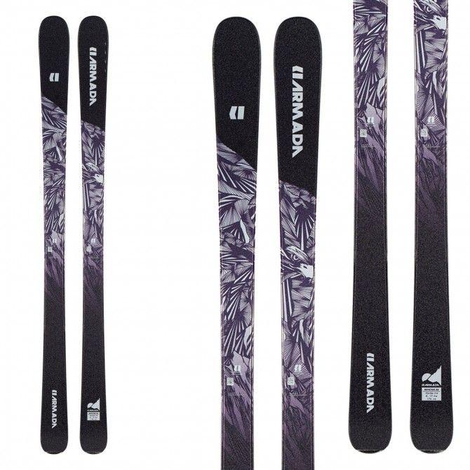 Armada Ski Invictus 108 con fijaciones 13