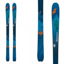 Nordica Ski Navigator 85 proto con fijaciones Prd 12