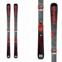 Ski Head Monster 88 Ti avec Attack 13 Barke 95 fixations