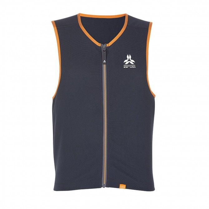 Arva vest with projection man