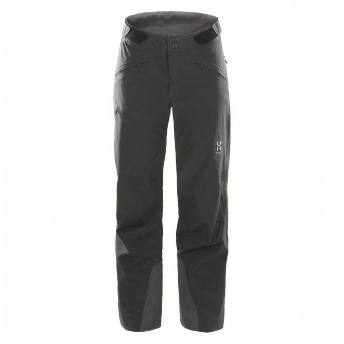 Pantalone alpinismo Haglofs Line Q true black