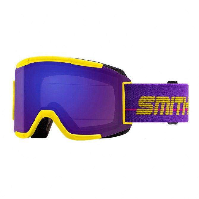 Maschera sci Smith Squad pale mint