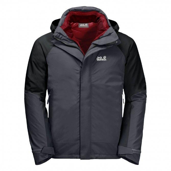 Jack Wolfskin Steting Peak Jacket para hombre