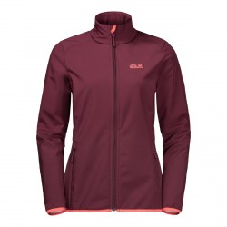 Windstopper Jack Wolfskin Northern Pass fall red