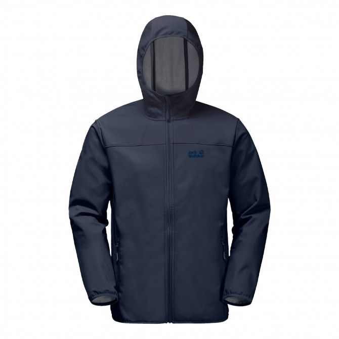 Veste Jack Wolfskin Northen Point pour homme