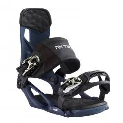 Attacchi snowboard Head Nx Two navy