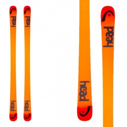 Ski Head Caddy avec fixation attack 13 gw
